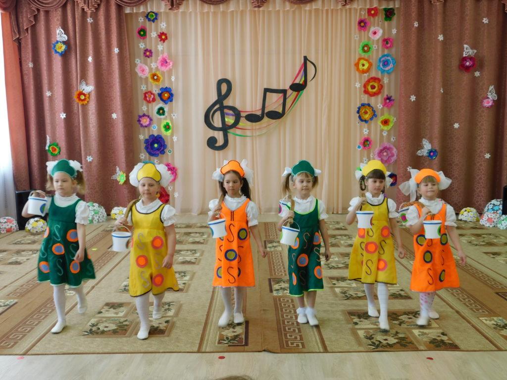 Районный конкурс «Музыкальная капель»