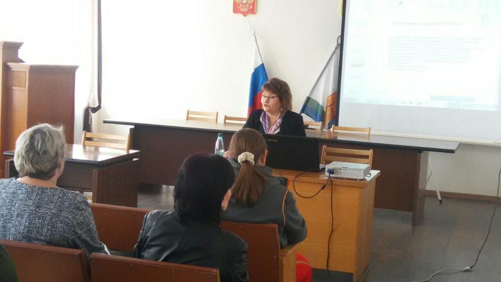 19 сентября  прошел бесплатный обучающий семинар для субъектов малого и среднего предпринимательства Орловского района