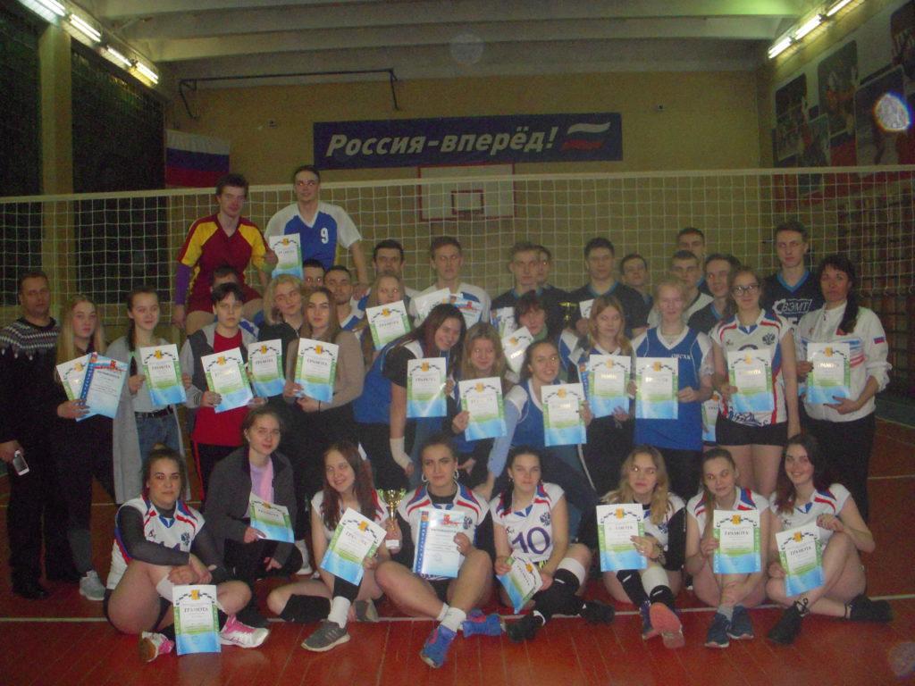 Молодежный турнир по волейболу памяти Героя Советского Союза Н.Ф. Зонова